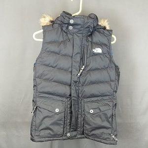 The Northface Medium Jacket Vegan Fur